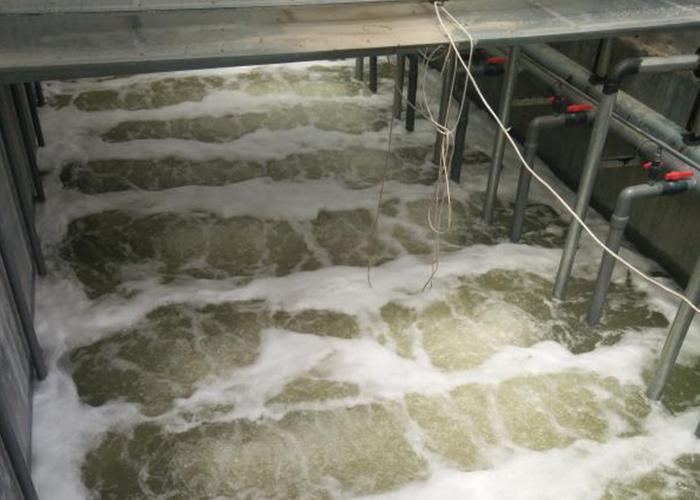 福州晋安妇幼医院医疗废水处理