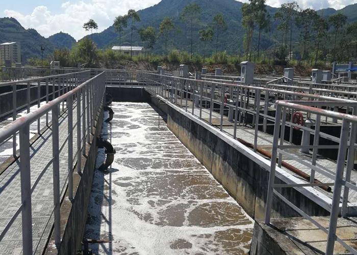 福建农业大学南区污水处理工程