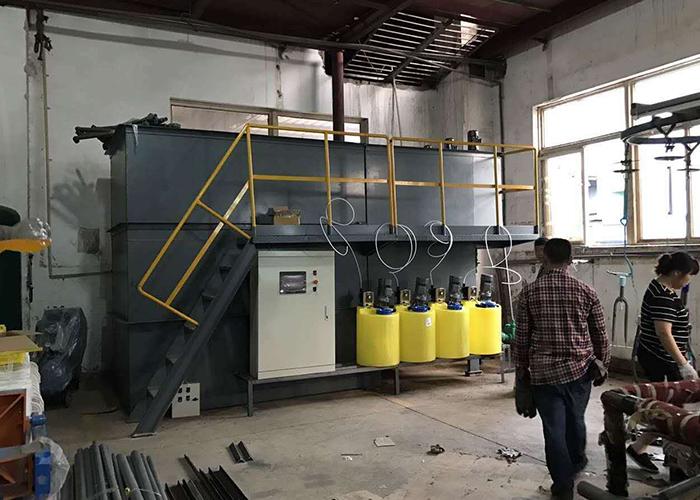 福建浩伦生物工程技术有限公司三苯废气处理工程