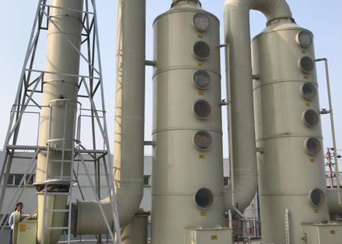 长乐聚泉食品有限公司食品废水处理