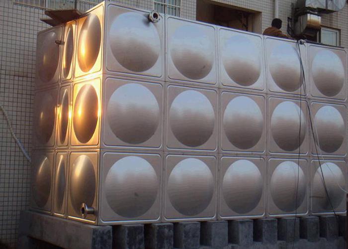 什么是高位与低位不锈钢水箱附件配置要求!