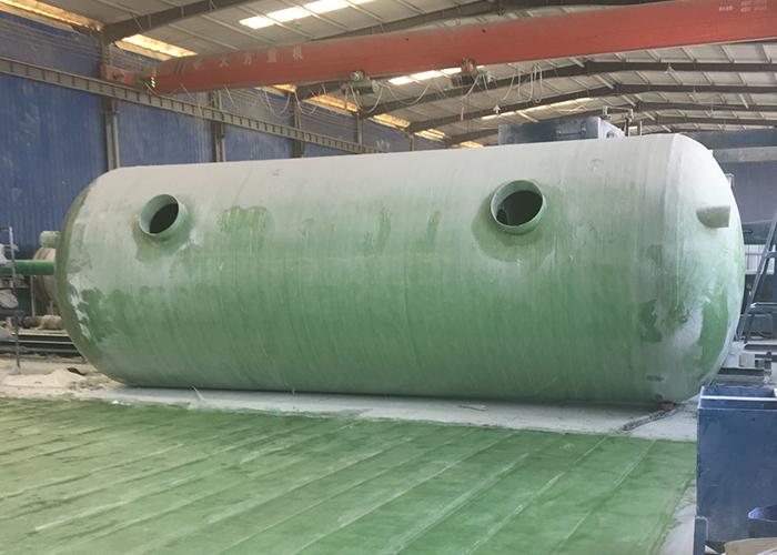 深度解析玻璃钢化粪池工艺流程!
