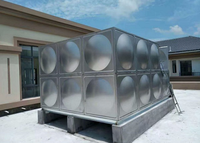 不锈钢消防水箱的应用类型与保温方法!