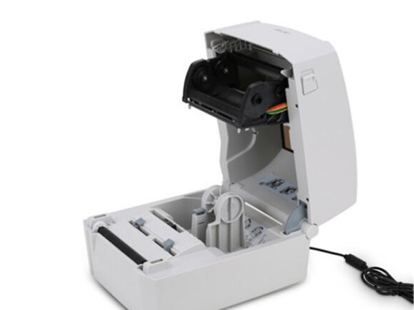 得力电子面单打印机