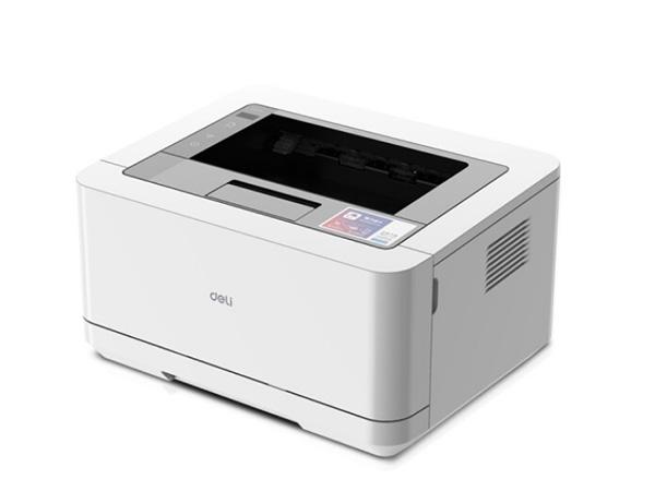 得力黑白激光打印机