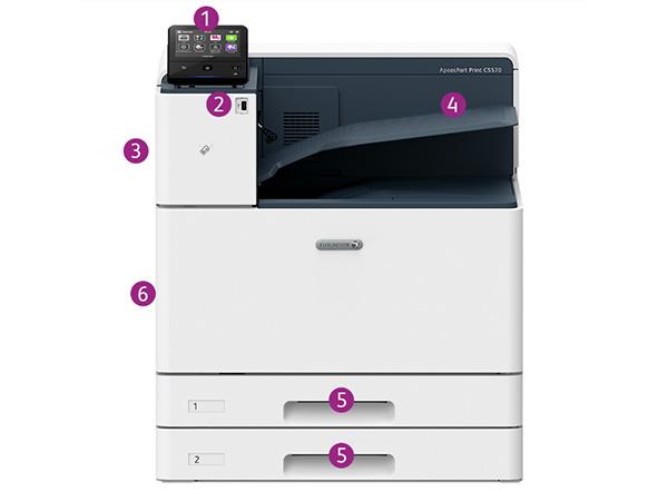 福建租复印机