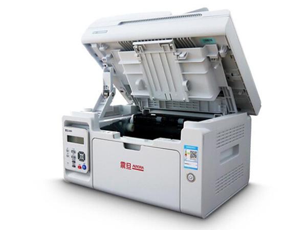 黑白多功能打印一体机