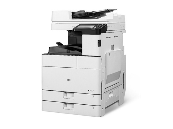 得力黑白数码复印机