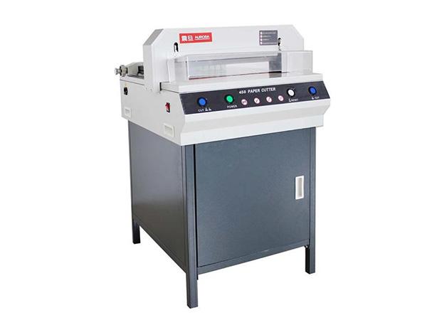 震旦AC450V大功率切纸机