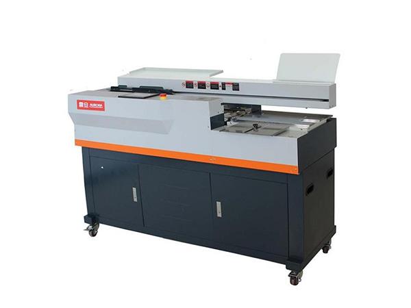 震旦AM430-A3胶装机