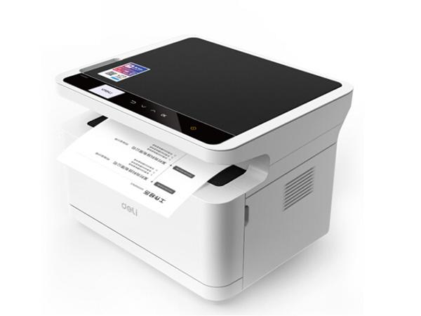 得力M2000W打印扫描一体机