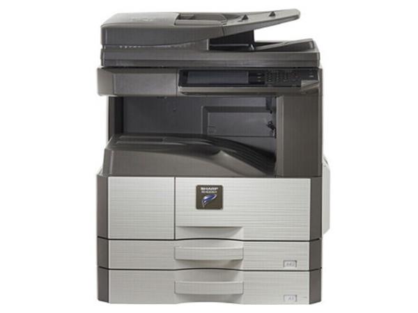 激光A3打印复印扫描一体机