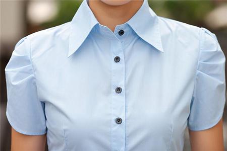 定做短袖衬衫