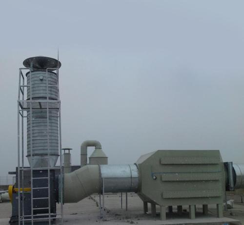 活性炭脱硫吸附设备