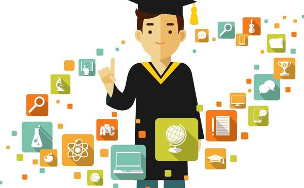 網絡教育對這三種人來說更有效!