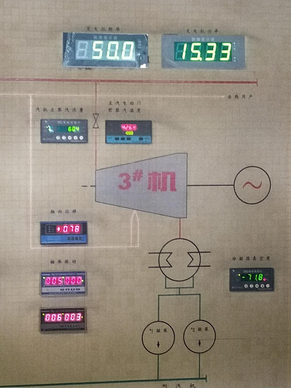 汽轮机冷却系统特点