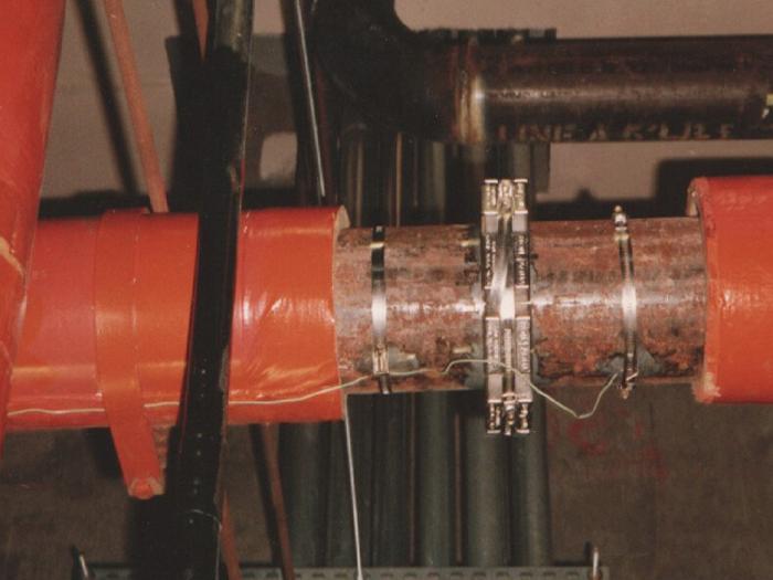 超磁体水处理系统设备安装