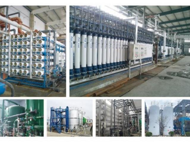 焦化污水运营技术