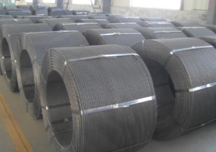 预应力钢绞线成为了很重要的一种产品