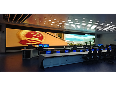 2019·淄博应急指挥中心