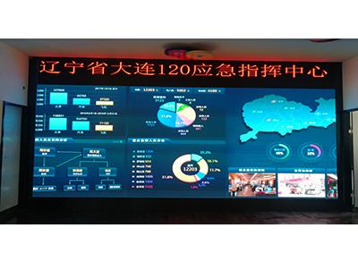 2019·辽宁省大连120应急指挥中心