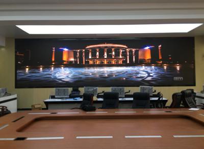 2020·福清市水系联排联调指挥中心