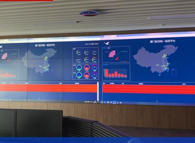 2019·厦门航空有限公司2018-2019多媒体会议室︱UHP1.9︱7.54㎡