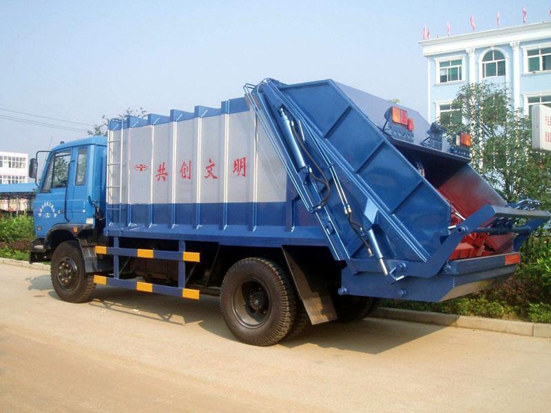 海城/東港垃圾車輪胎扎破后迅速解決的方法
