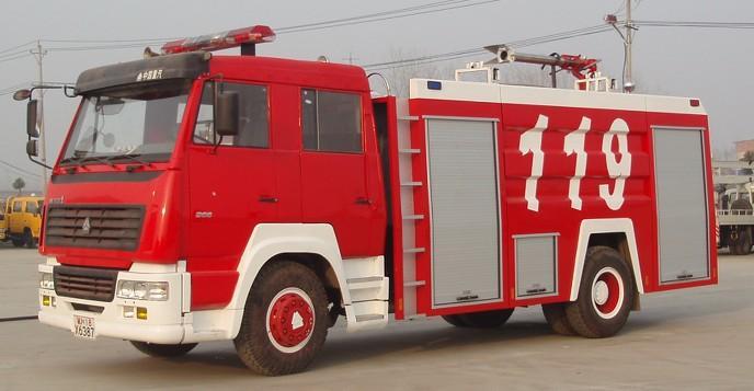 蘇州/南通消防車的注意事項