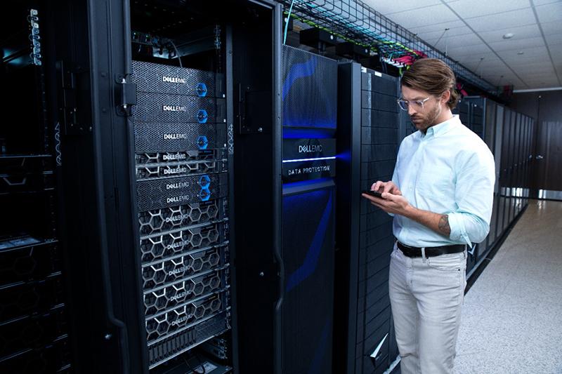 业务休克症,戴尔科技云平台统一数据保护方案