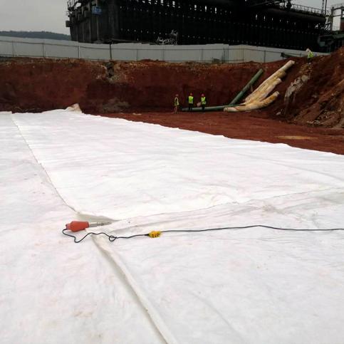 焊接土工膜的步骤是什么