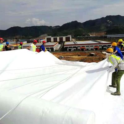 怎样控制土工布铺设的牢固性?…