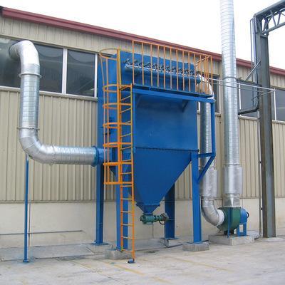 /海城/东港除尘设备内部运转分两种办法