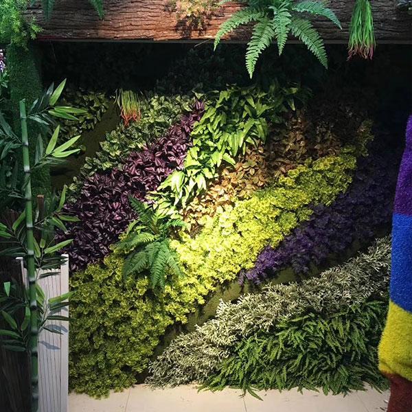 大型仿真植物墙