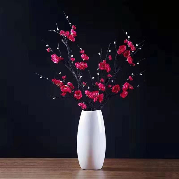 餐桌仿真花