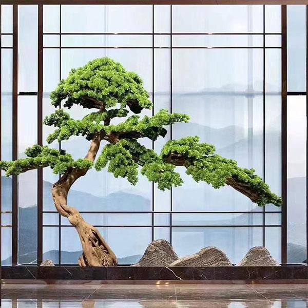 室内仿真树