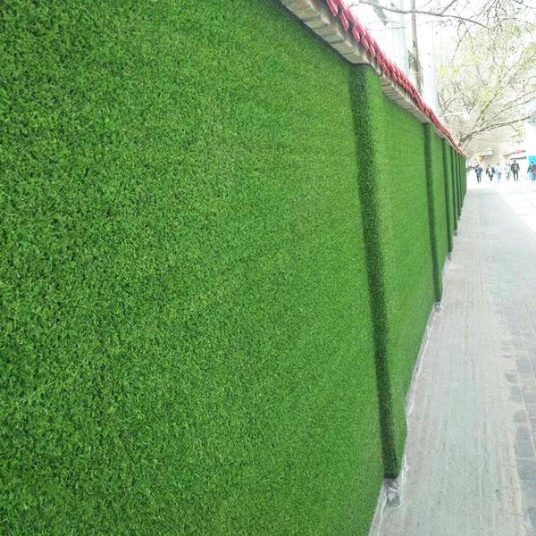 围挡人造草坪