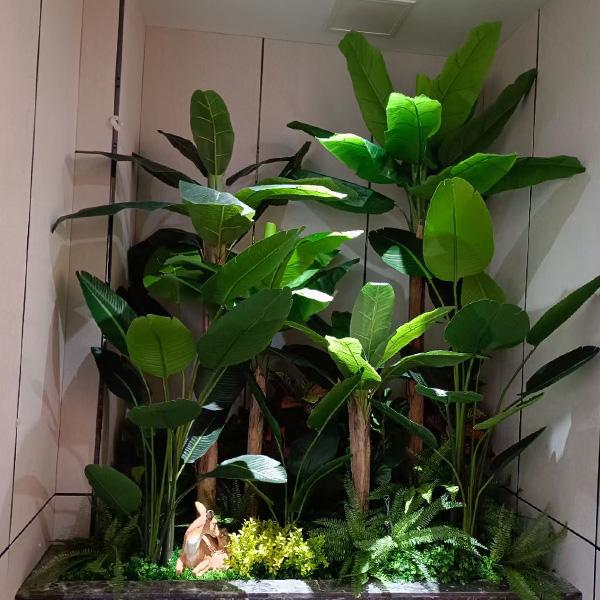 商场仿真植物装饰