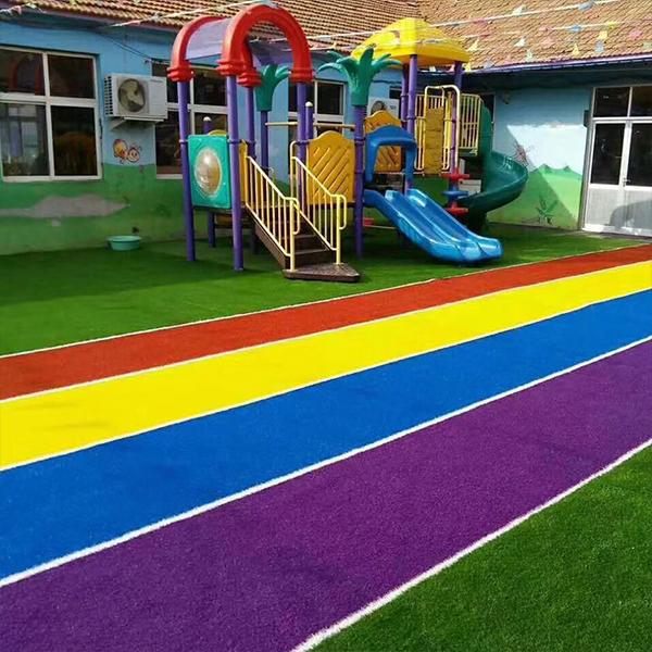 人造草坪场地铺设