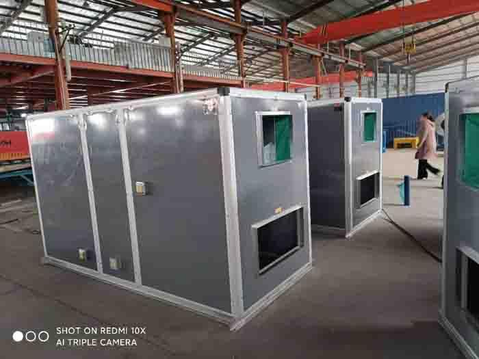 热回收机组生产厂家