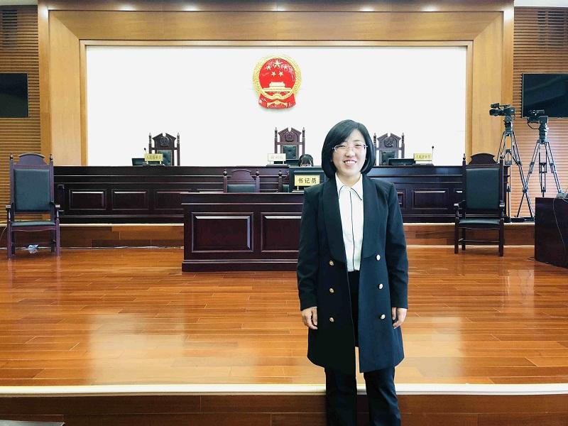 孔祥红律师开庭