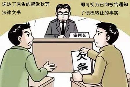 债权转让合同纠纷