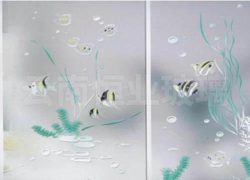 中空艺术玻璃厂家