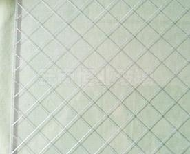 双层夹丝玻璃
