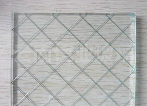 双层夹丝玻璃厂家供应