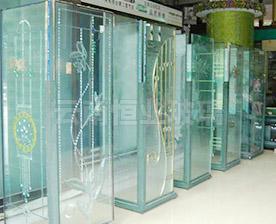 雕花工艺玻璃