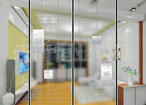 固化工艺玻璃