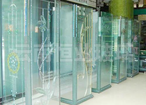 蚀刻工艺玻璃