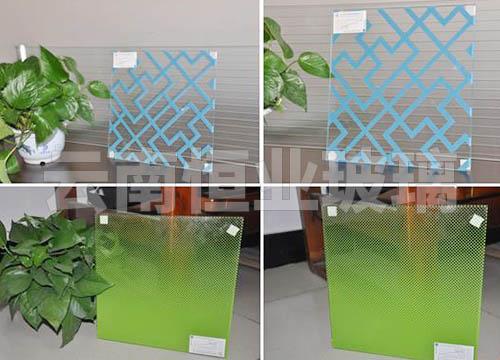 高温彩釉玻璃厂家介绍