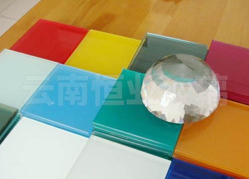 双层彩釉玻璃厂家
